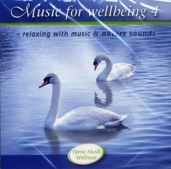Music for Wellbeing 4 CD