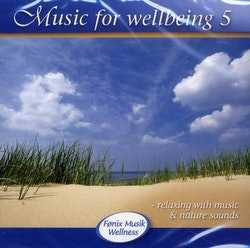 Music for Wellbeing 5 CD