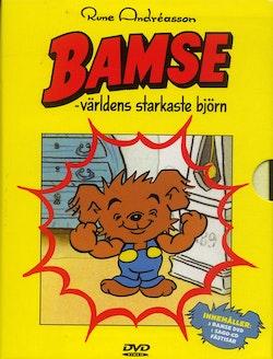 Bamse Box 3 DVD