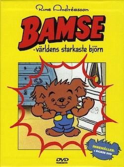 Bamse-box - 4 disc