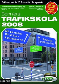 Bonniers trafikskola 2008