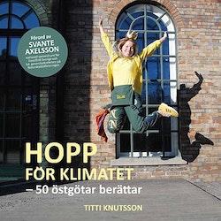 Hopp för klimatet – 50 östgötar berättar