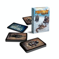 Mutant : år noll. Spelkortsmodul 3