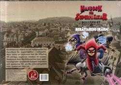 Handbok för Superhjältar - rollspelet: Berättarens skärm