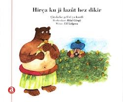 Björnen som tyckte om majs (kurdiska)