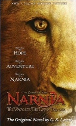Chronicles of narnia (5) - the voyage of the dawn treader