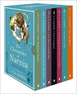 The Chronicles Of Narnia - The Chronicles Of Narnia Boxed Set