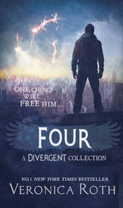Four: A Divergent Story Collection Blue Cover