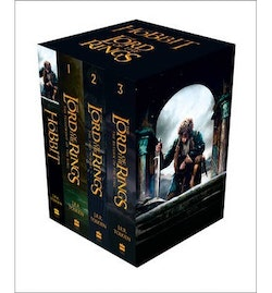 Hobbit and the lord of the rings - boxed set