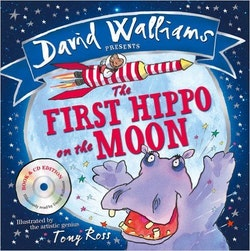 First hippo on the moon
