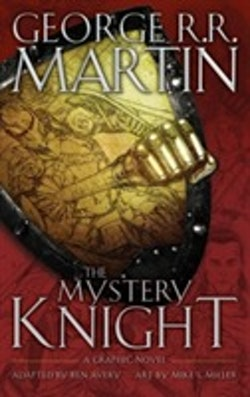 The Mystery Knight: A Graphic Novel (UK)