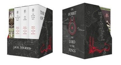 The Middle-Earth Treasury: The Hobbit & The Lord of the Rings [Boxed Set ed