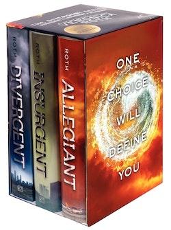 Divergent Series 3 Books Box Set
