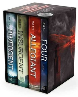 Divergent 4 Books Box Set