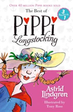 Best of Pippi Longstocking (3 books in 1)