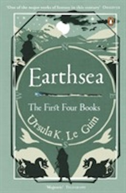 Earthsea - the first four books: a wizard of earthsea * the tombs of atuan