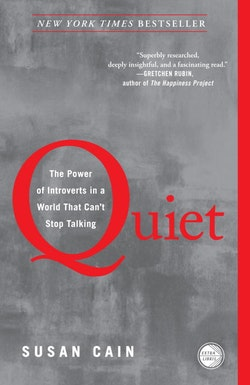 Quiet - the power of introverts in a world that cant stop talking