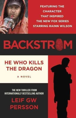 Backstrom: He Who Kills the Dragon MTI