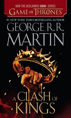 Clash of kings (hbo tie-in edition) - a song of ice and fire: book two