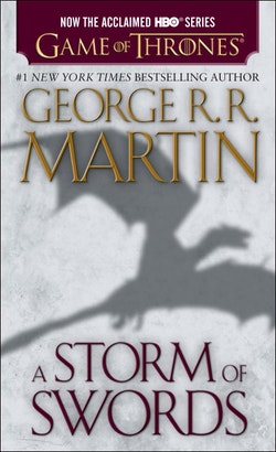 Storm of swords (hbo tie-in edition): a song of ice and fire: book three