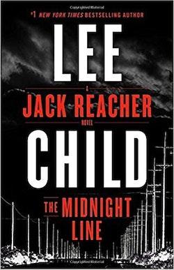 Midnight line - a jack reacher novel