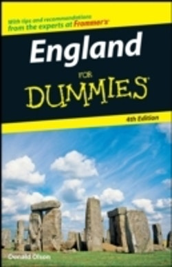 England For Dummies, 4th Edition