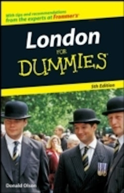 London For Dummies, 5th Edition