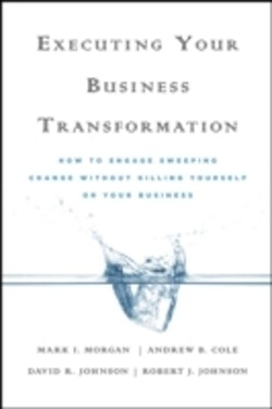 Executing Your Business Transformation: How to Engage Sweeping Change Witho