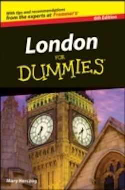 London For Dummies , 6th Edition