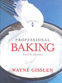 Professional Baking, College Version w/CD-ROM, 4th Edition
