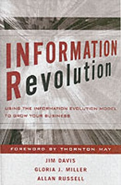 Information Revolution: Using the Information Evolution Model to Grow Your