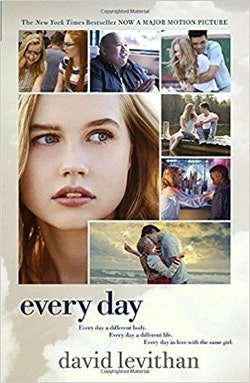 Every Day (Film Tie-In)