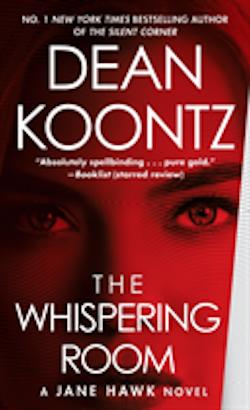 Whispering room - a jane hawk novel