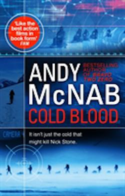 Cold Blood (Nick Stone Thriller #18)