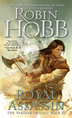 Royal assassin - the farseer trilogy book 2