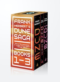 Dune 3 Copy Box Set