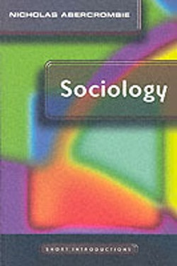 Sociology - a short introduction