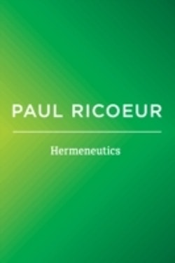 Hermeneutics: Writings and Lectures