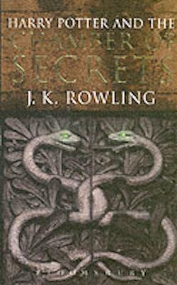 Harry Potter and the chamber of secrets (vuxen pocket A)