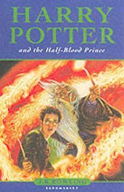 Harry Potter and the half-blood prince (barn pocket B)