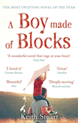 Boy made of blocks - the most uplifting novel of the year