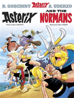 Asterix and the Normans (Album 9)