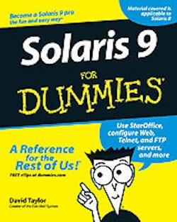 SolarisTM 9 For Dummies