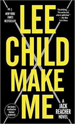 Make me (with bonus short story small wars) - a jack reacher novel