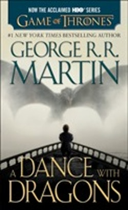 A Dance With Dragons Part 1 TV tie-in