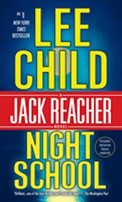 Night school - a jack reacher novel