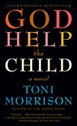 God help the child - a novel