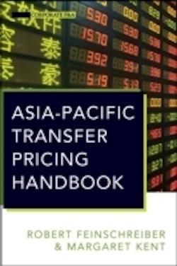 Asia-Pacific Transfer Pricing Handbook