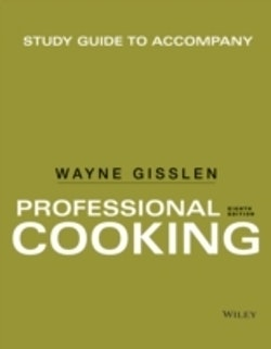 Professional Cooking, Study Guide, 8th Edition