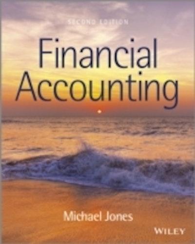 Financial Accounting 2e